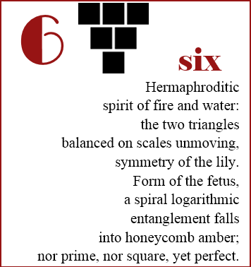 Numeral 6